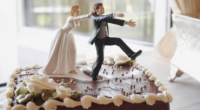 Betänketid vid äktenskapsskillnad